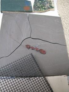 Reproductie van de Marsmier uit 2003.